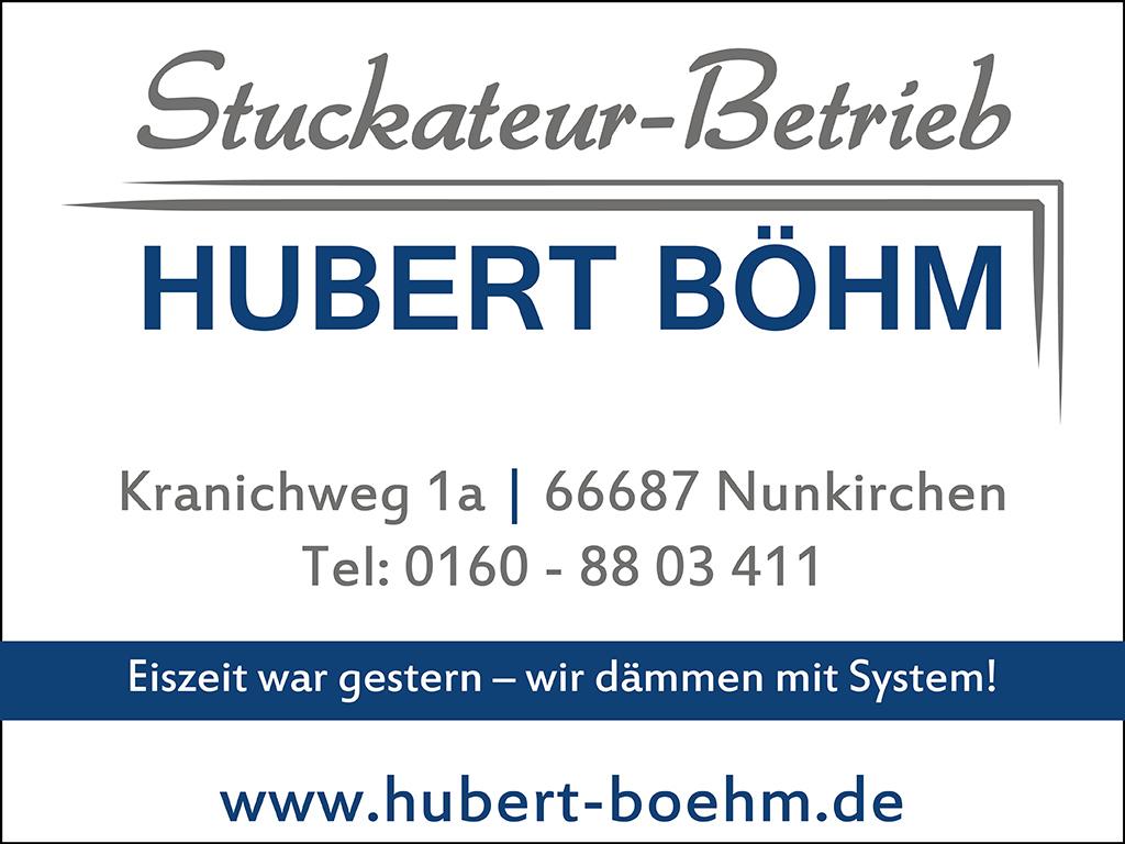 Hubert Böhm